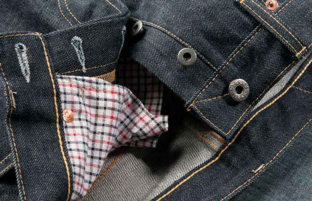 Levi's Vintage Clothing and Unionmade reissue the 1944 501 Jean