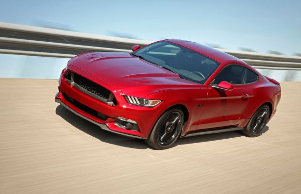 Ford gets nostalgic with the 2016 Mustang