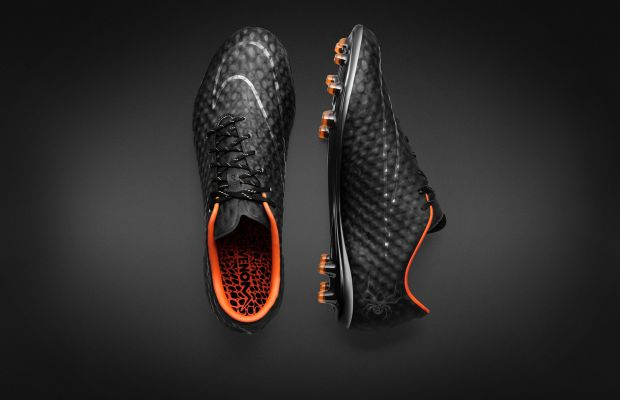 Nike launches their heat-activated Hypervenom Phantom Transform