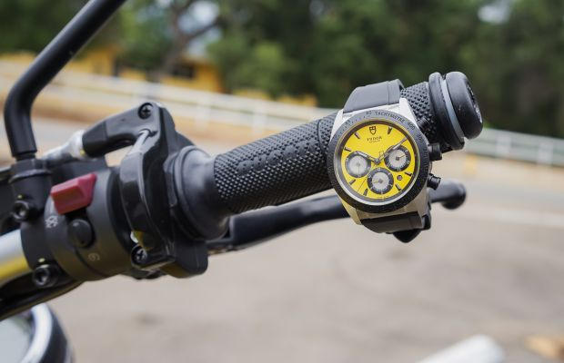 On the road with the new Tudor Fastrider and Ducati Scrambler