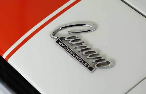 Five Generations of the Chevy Camaro