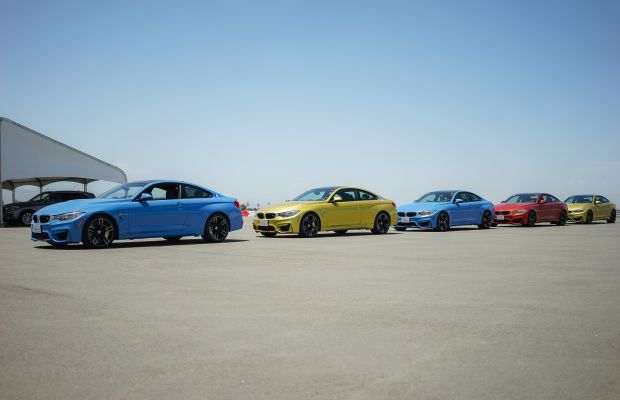 Pistons and Planes   We jet to the BMW Performance Driving School in Thermal, CA