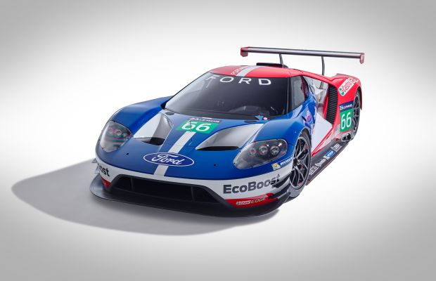 Ford brings the GT back to Le Mans