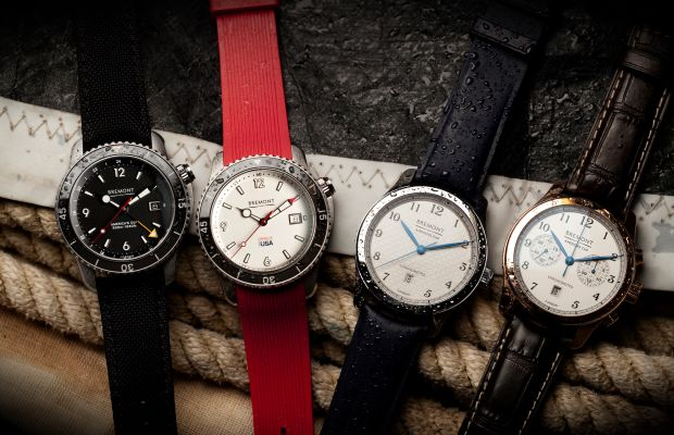 Bremont teams up with the America's Cup