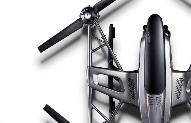Yuneec aims for Ultra HD air supremacy with the Typhoon Q500 4K