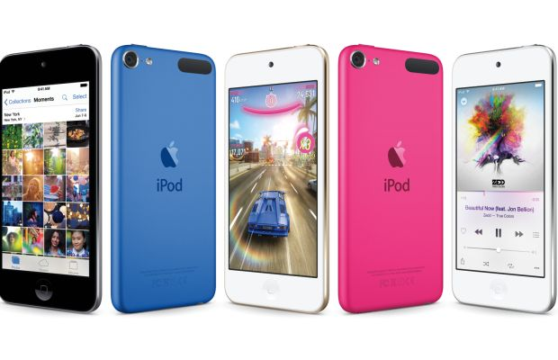 Don't count the iPod out just yet, meet Apple's new iPod Touch