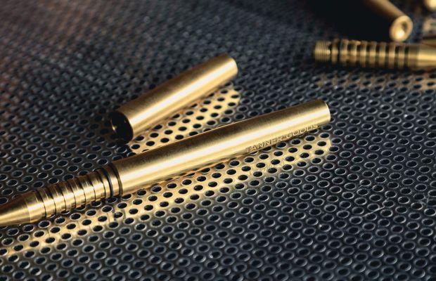 Tanner Goods' Memori Brass Pen