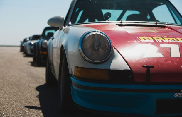 Magnus Walker and MOMO launch the Prototipo Signature Series