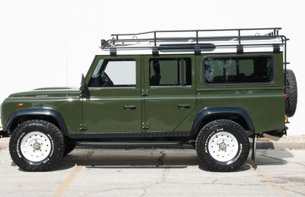 East Coast Defender's Project Pedigree delivers classic looks with Corvette power