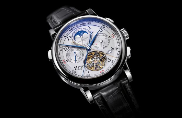 "A. Lange & Söhne's Tourbograph Perpetual ""Pour le Mérite"" is classic watchmaking in its ultimate form"