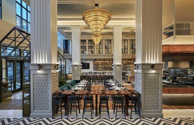 The Pendry opens the doors to its new luxury hotel in San Diego's Gaslamp Quarter