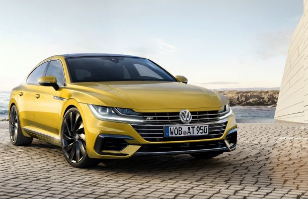Volkswagen reveals its CC replacement, the Arteon