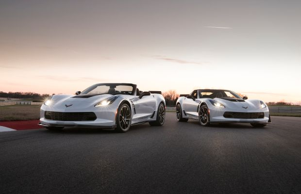 Chevrolet's Corvette Carbon 65 celebrates 65 years of an American icon