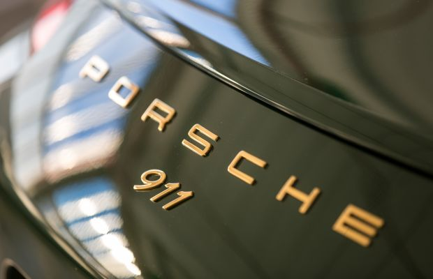 Porsche builds the 1,000,000th 911