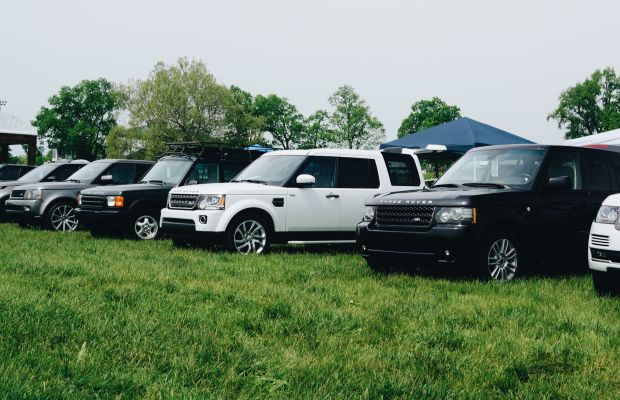 The art of the Land Rover tailgate