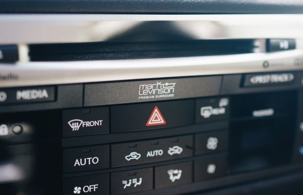 Fancy yourself an audio purist? You might want a Lexus