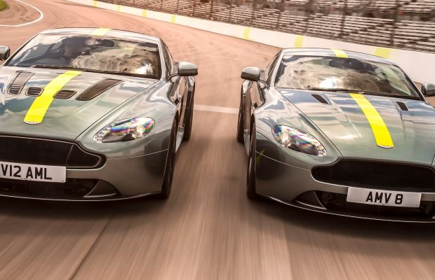 The Aston Martin Vantage joins the AMR lineup