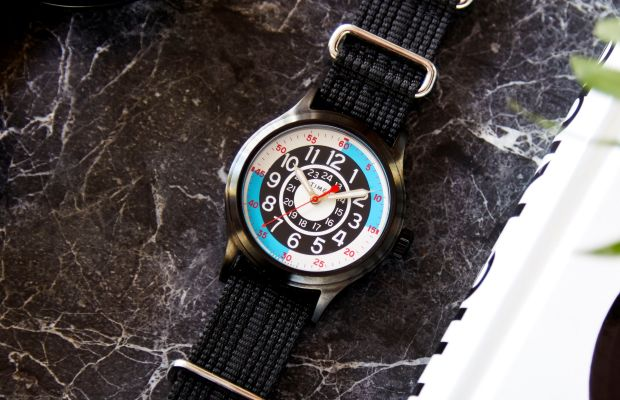 Todd Snyder and Timex epitomize the glamour of Monaco and F1 in '70s