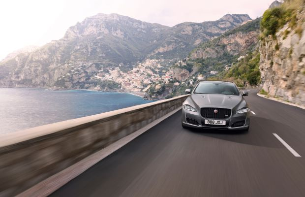 Jaguar announces the XJR575, their most powerful XJ ever