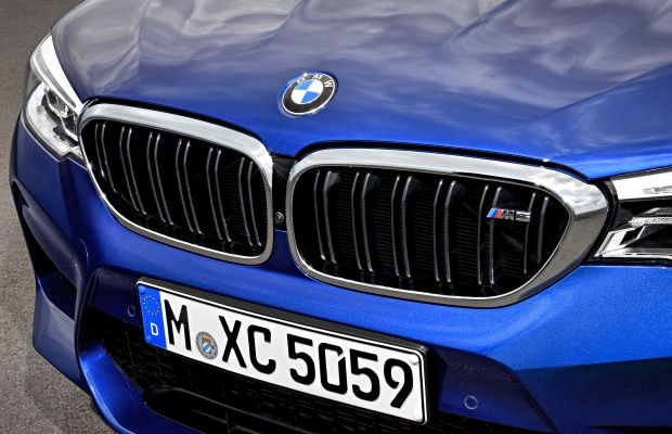 BMW reveals its sixth-generation M5