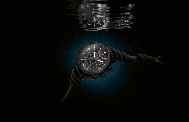 IWC releases its first Ceratanium watch