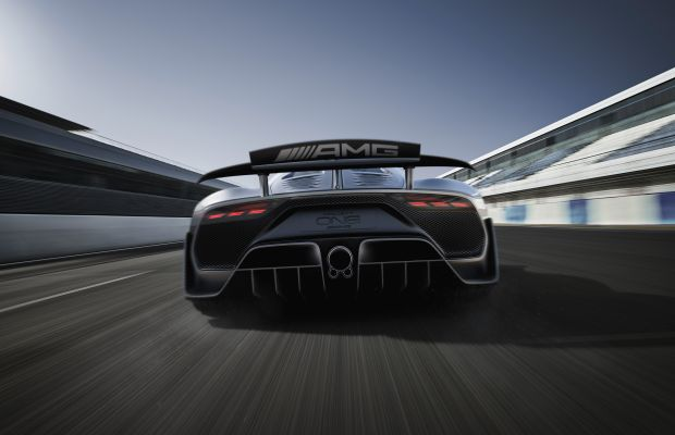 Mercedes-AMG's Project ONE brings the latest F1 technology to the road