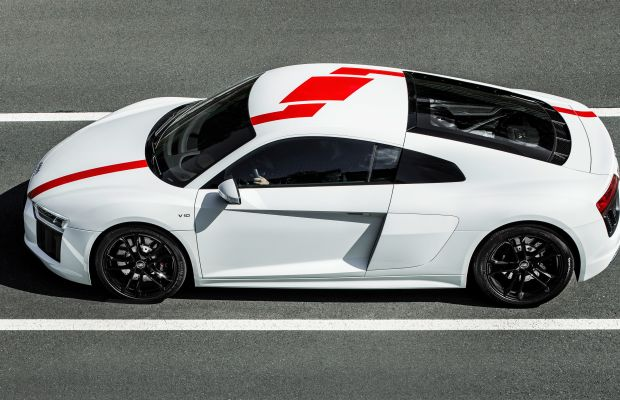 Audi releases a rear-wheel-drive variant of the R8
