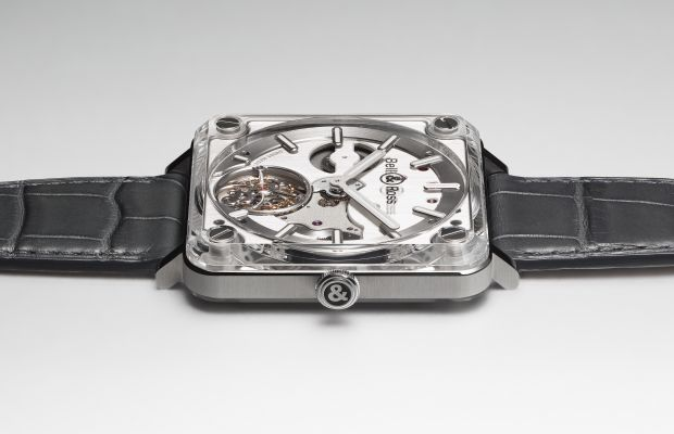 The Bell & Ross BR-X2 puts the movement front and center