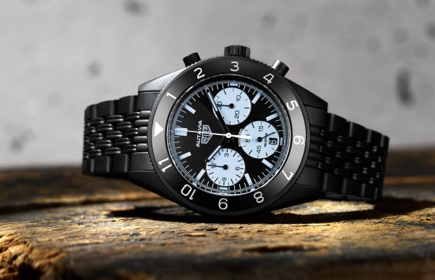 Bamford Watch Department launches their Tag Heuer customization service