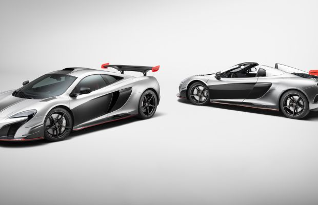 McLaren's Special Operations reveals two one-off supercars for one very lucky customer