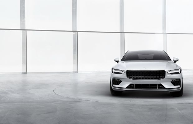 Volvo unveils the first car from its new Polestar performance brand
