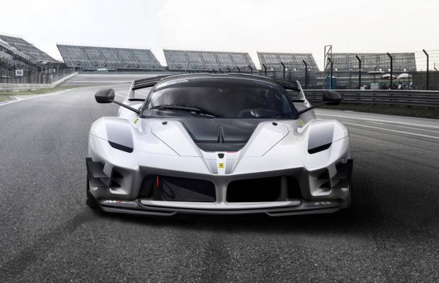 The FXX-K Evo is one of the wildest cars to ever wear the Ferrari badge