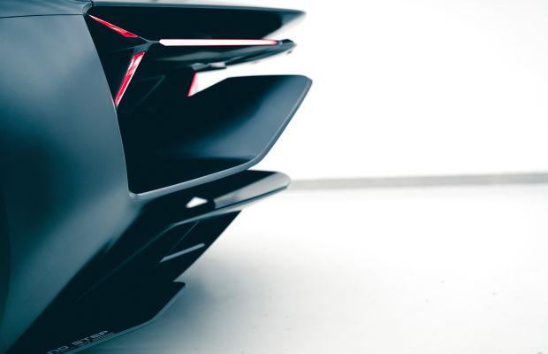 Lamborghini and MIT's Terzo Millennio envisions the hypercar company electric-powered future