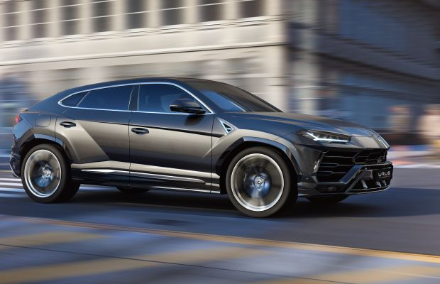 """Lamborghini's Urus is being called the world's first """"Super Sport Utility Vehicle"""""""