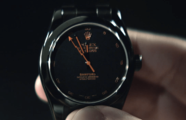 Bamford Watch Department's Milgauss Aftershock