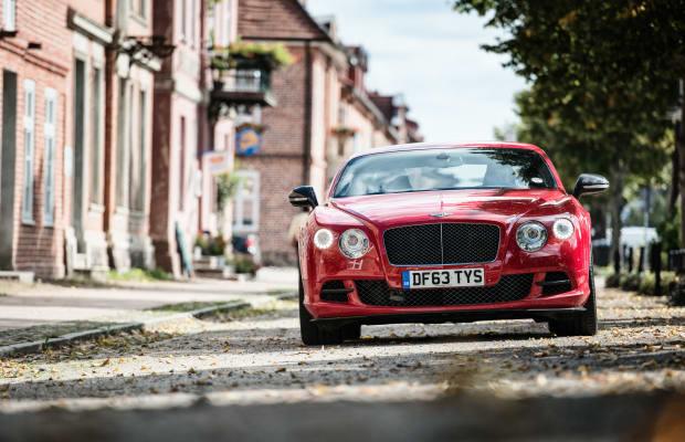 The Beautiful Beasts: Bentley's Brawny Grand Tourers