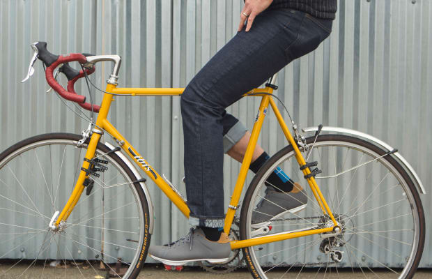 Kitsbow's Cycling Jean: The Drifter