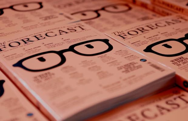 Monocle Launches The Forecast