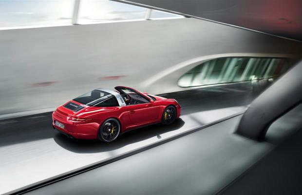The Porsche Targa 4 GTS