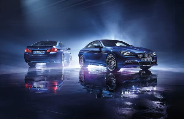 50 Years of Alpina | The Edition 50