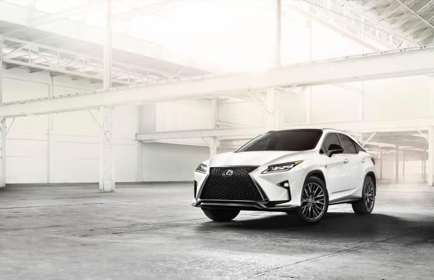 The 2016 Lexus RX