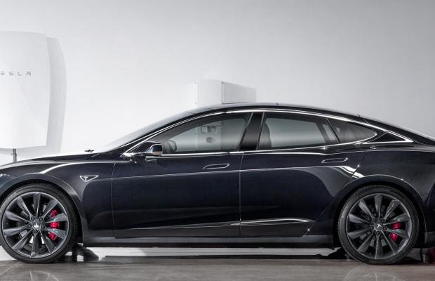 The Tesla Powerwall
