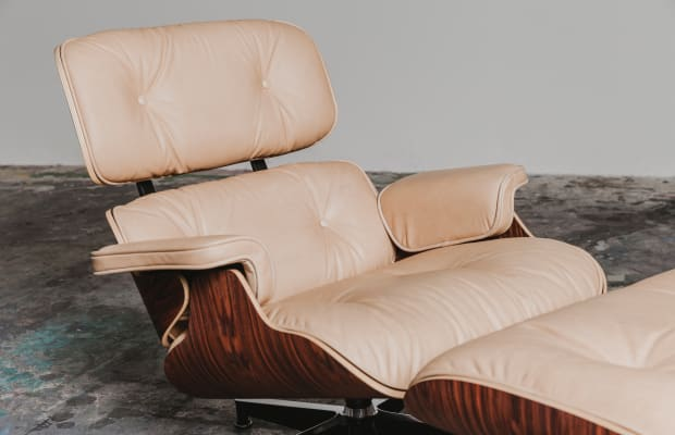 3sixteen and Herman Miller create a one of a kind set of Eames Lounge Chairs