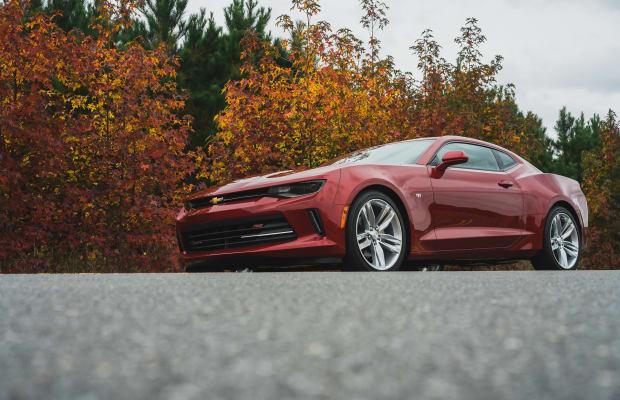 SPEC | The 2016 Chevrolet Camaro