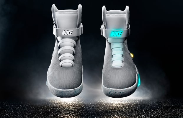 2015 Rewind   The Nike Air Mag 2015