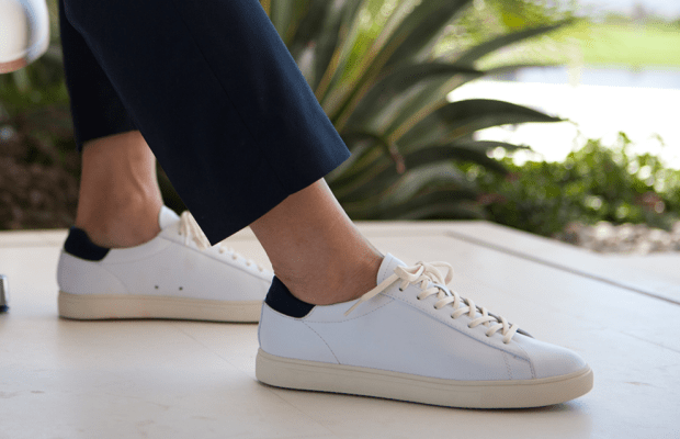 Clae celebrates 15 years with their take on the court shoe and revives of one of their original designs