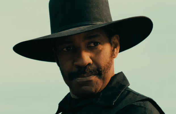 Denzel Washington leads a new pack of bandits in The Magnificent Seven