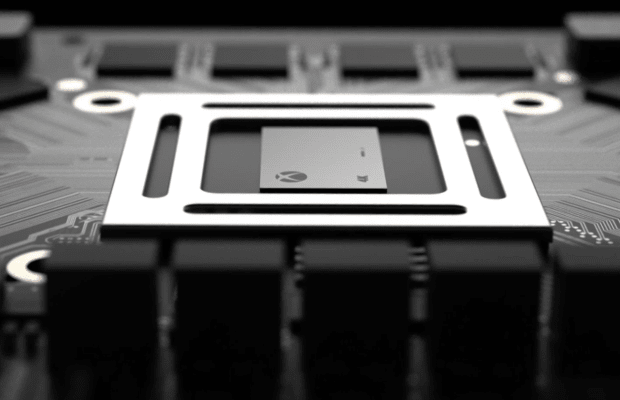 "Microsoft's Project Scorpio previews ""the most powerful console ever."""