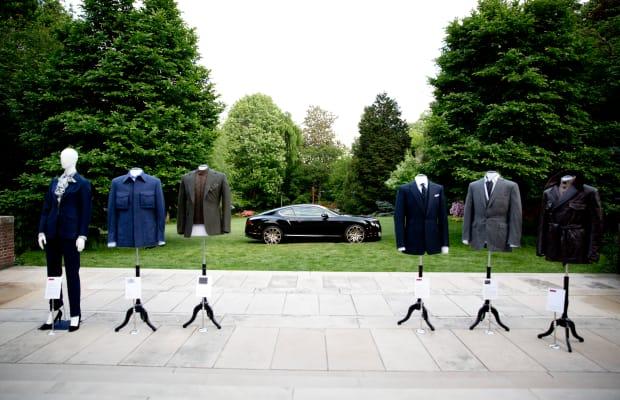 Bentley presents Intelligent Details: The Bespoke Driving Jacket