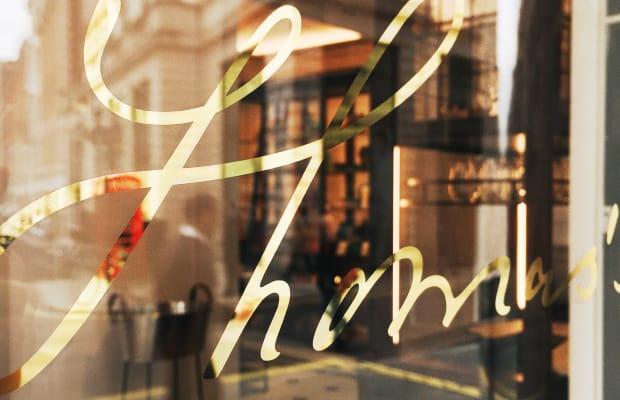 Now Open | Thomas's, Burberry's first Café